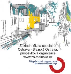 Logo Základní školy speciální v Slezskej Ostrave