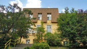 Budova školy v Ostrave