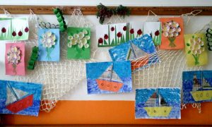 Práce detí zo školy v Ostrave